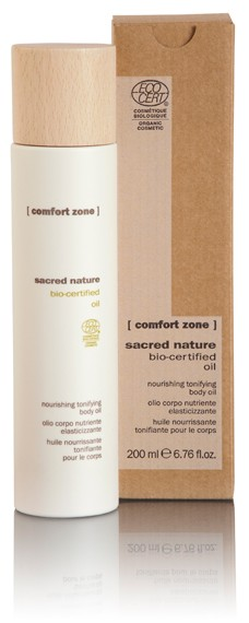 Sacred Nature Body Oil