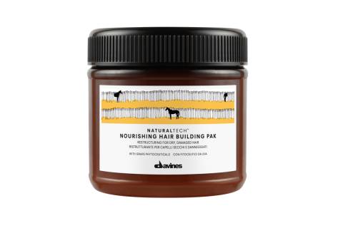 Nourishing Hair Building Pak